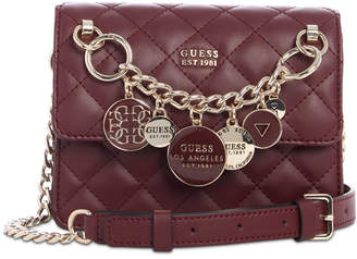 GUESS Victoria Mini Chain Crossbody