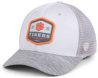 Top of the World Clemson Tigers Hyjak Mesh Flex Stretch Fitted Cap