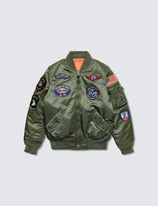 Alpha Industries Youth MA-1 with Patch