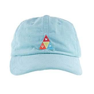 HUF Men's Corduroy TT CV 6 Panel Hat