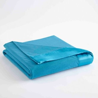 Shavel Home Products All Seasons Sheet Blanket, Full/Queen, Teal