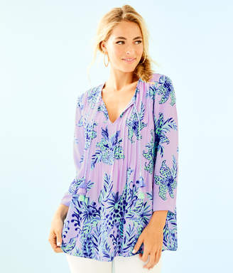 Lilly Pulitzer Womens Marilina Top
