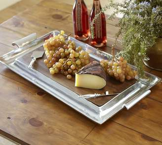 Pottery Barn Chancellor Extra-Large Rectangular Cheese Board
