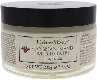 Crabtree & Evelyn Women's 7.1Oz Caribbean Island Wild Flowers Makeup Remover