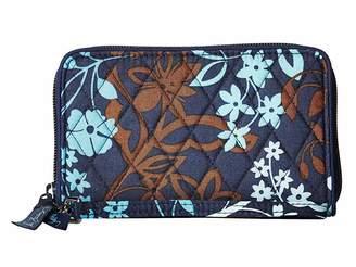 Vera Bradley RFID Grab Go Wristlet Wristlet Handbags