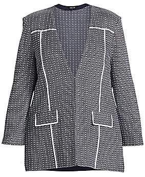 Misook Misook, Plus Size Misook, Plus Size Women's Spectator Trimmed Jacket