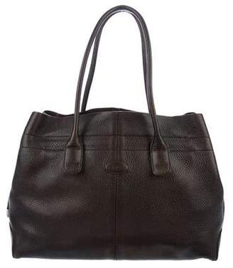 955e38adda29b Tod's Leather D-Styling Tote