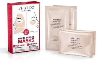 Shiseido Wrinkle Release Eye and Face Mask