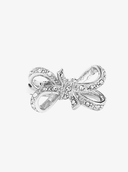 Torrid Metal Bow Ring