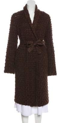 Missoni Wool Belted Cardigan