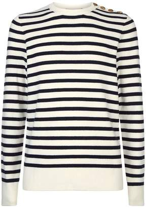 Burberry Branson Stripe Sweater