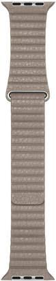 Apple 44mm Leather Loop - Medium & Large