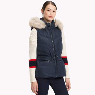 Tommy Hilfiger Hooded Down Vest