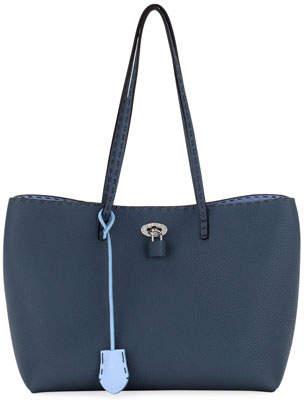 Fendi Carla Small Selleria Tote Bag