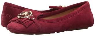 MICHAEL Michael Kors Fulton Kiltie Moc Women's Moccasin Shoes