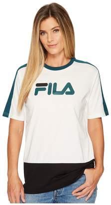 Fila Reba Graphic Cut Sew Tee Women's T Shirt