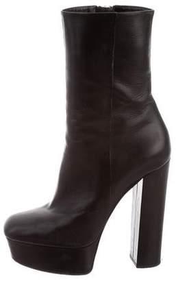 Gucci Platform Mid-Calf Boots