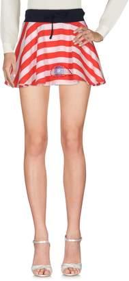 Odi Et Amo Mini skirts