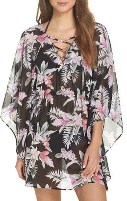 Tommy Bahama Ginger Flowers Cover-Up Tunic