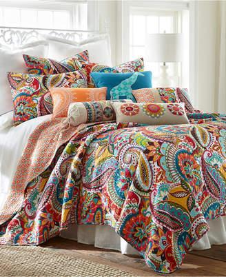 Levtex Home Rhapsody King Quilt Set Bedding