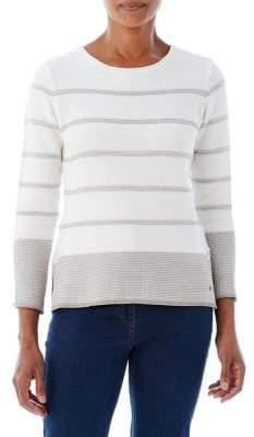 Olsen Striped Sweater