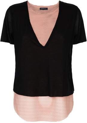 Koral Mesh Double Layer T-Shirt
