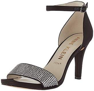 dc615aae217 at Amazon.com · Anne Klein Women s Odree Ankle Strap Evening Sandal Heeled