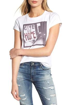 Zadig & Voltaire Give Us Hope Cotton Tee