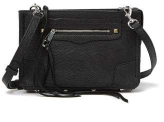 Rebecca Minkoff Regan Leather Crossbody Bag