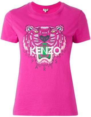 Kenzo Tiger T-shirt $120 thestylecure.com