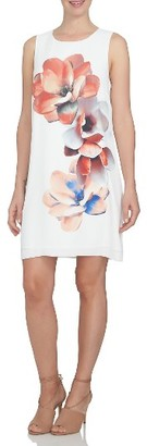 Women's Cece Garden Bloom Shift Dress $129 thestylecure.com