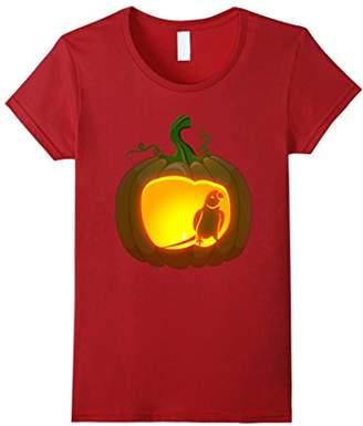 parakeet Bird Halloween shirt