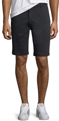 7 For All Mankind Men's Stretch Chino Shorts