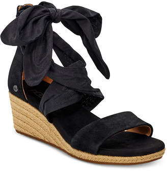 f208a97467 UGG Wrapped Wedge Women's Sandals - ShopStyle