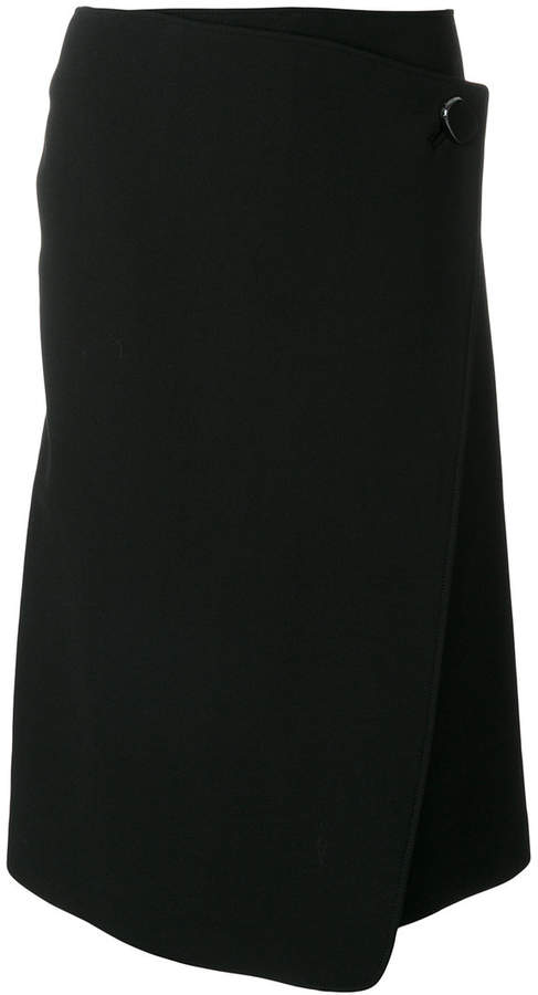 Joseph wrap around skirt