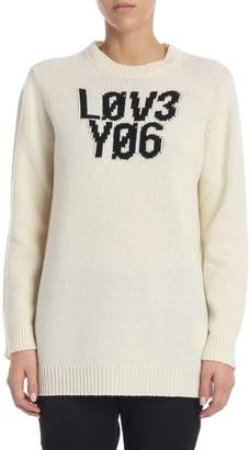 Valentino Love You Sweater