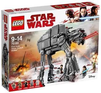 Lego First Order Heavy Assault Walker