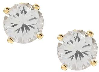 Banana Republic Oversized Cubic Zirconia Stud Earring