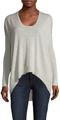 Zadig & Voltaire Women's Preppy Wool Rib Sleeve Sweater