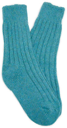The Elder Statesman Yosemite Cashmere Socks