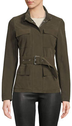 Belstaff Almington 4-Pocket Suede Jacket