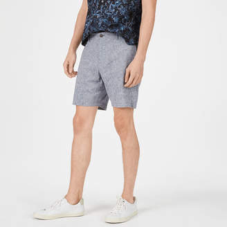 "Club Monaco Baxter Chambray 7"" Short"