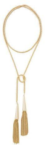 Kendra Scott Phara Gold-Plated Double-Wrap Necklace