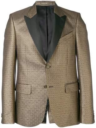 Givenchy monogram jacquard blazer