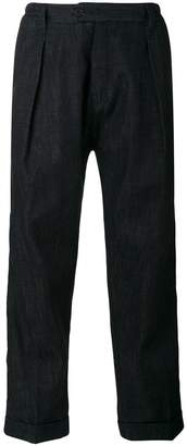 Levi's Made & Crafted tapered leg denim trousers