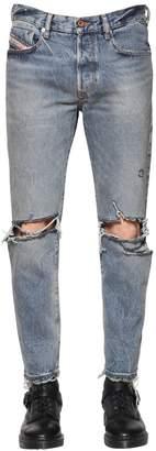 Diesel 18.5cm Mharky Destroyed Denim Jeans