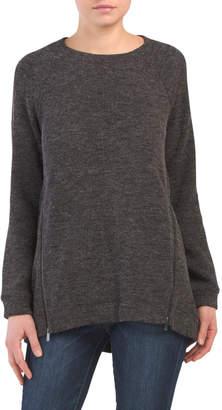 Rowan Zipper Detail Sweater