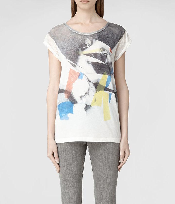 AllSaints Kiss T-shirt