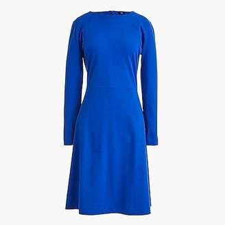 J.Crew 365 knit fit-and-flare dress