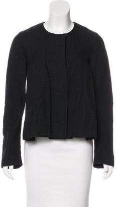 Marni Wool Pleated Jacket